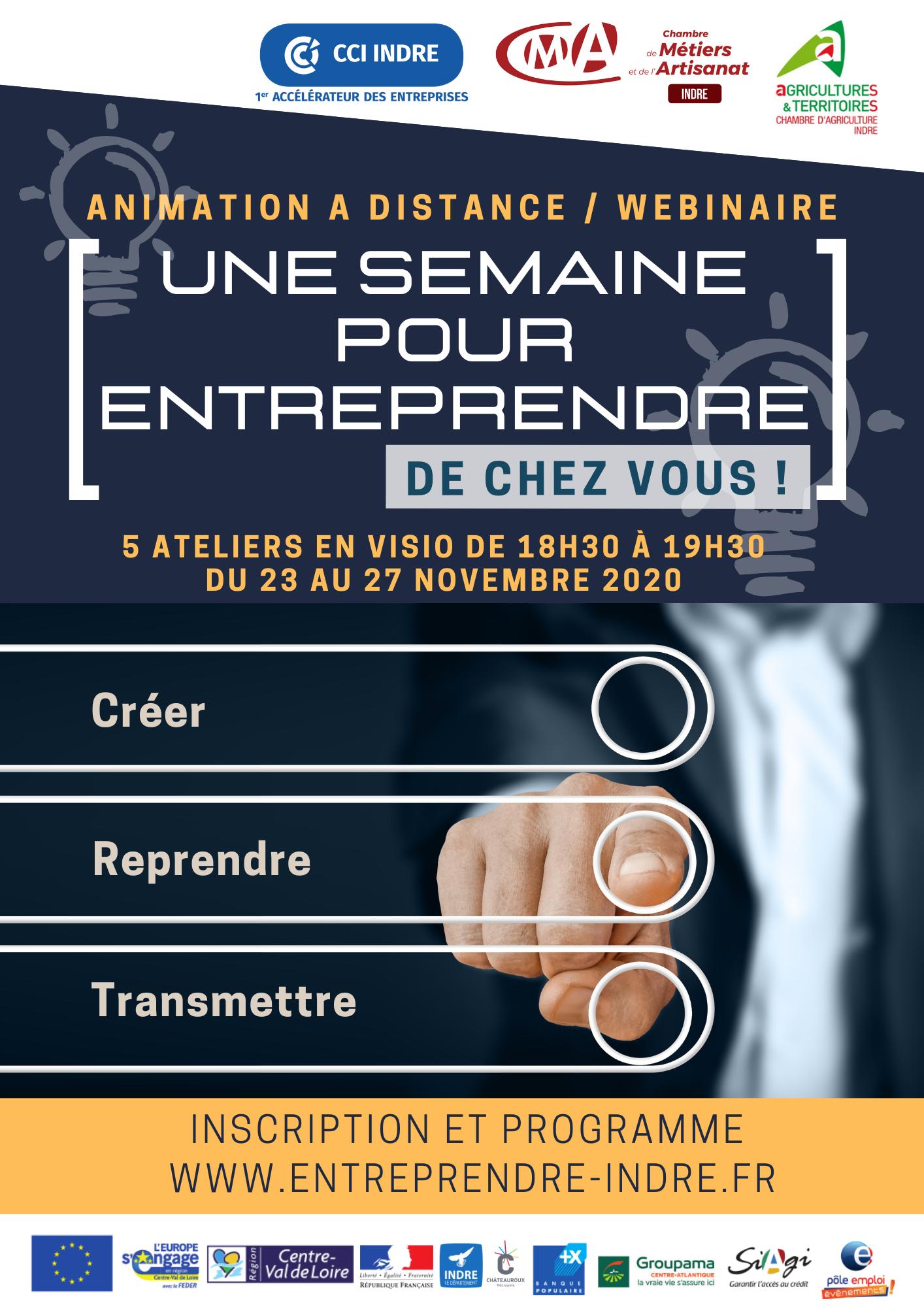 AFFICHE-Semaine-pour-Entreprendre
