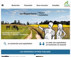 Exploitations agricoles : rechercher, s'associer, transmettre